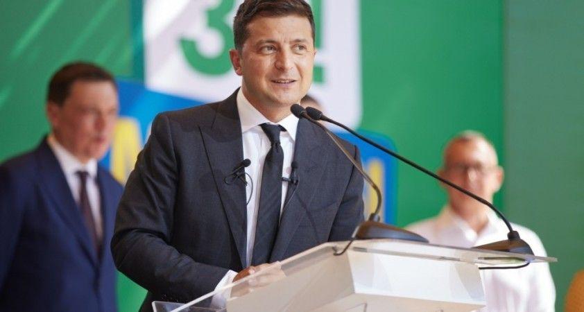 Ukrayna, ABD Kongresi'nde yaşanan olayları kınadı