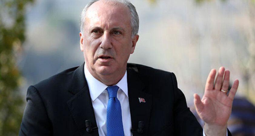 Muharrem İnce 'Bin Günde Memleket Hareketi' programı kapsamında Bayburt ve Erzincan'da