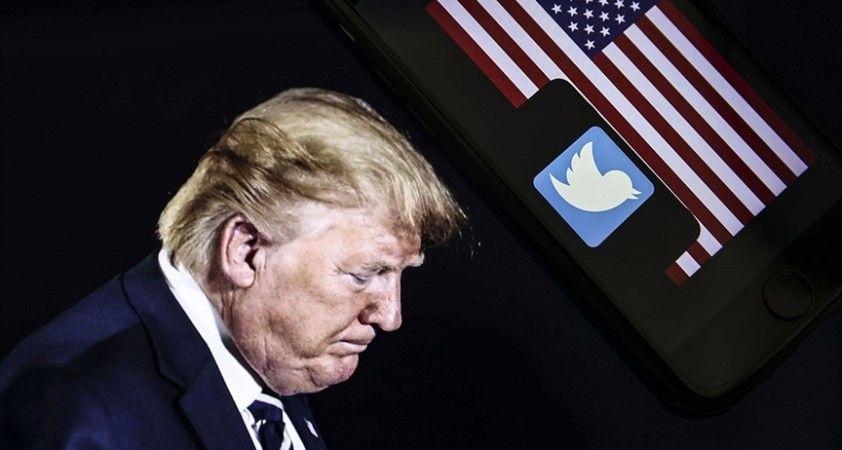 Twitter'ın yasağının ardından Trump'a yeni sosyal medya arayışının durduğu iddia edildi