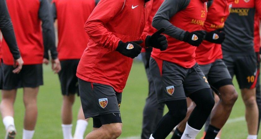 Kayserispor'da Göztepe maçı kamp kadrosu belli oldu