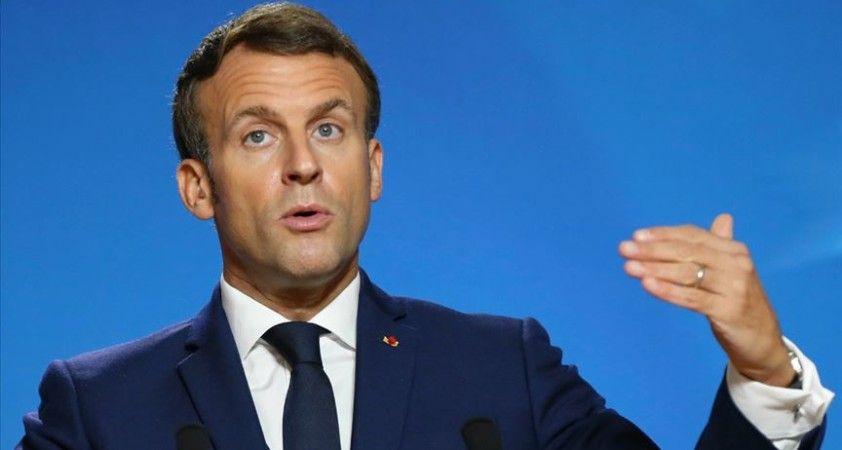 Macron, Afrikalıların Fransa'ya olan 'sömürge' kızgınlığını Türkiye ve Rusya'ya bağladı