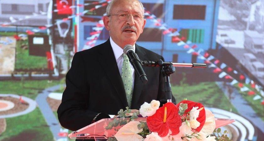 CHP Genel Başkanı Kemal Kılıçdaroğlu: 'Güzel bir Türkiye'yi birlikte inşa edeceğiz'