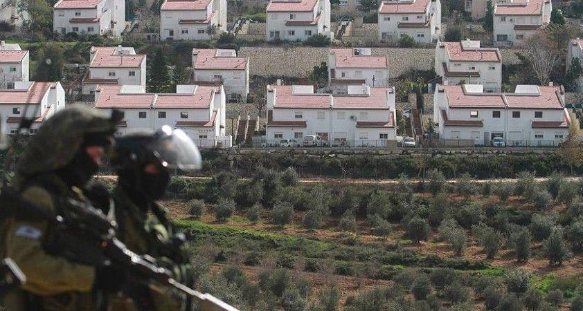 İsrail'den Doğu Kudüs'te Filistinlilere ait araziye el konulmasına onay