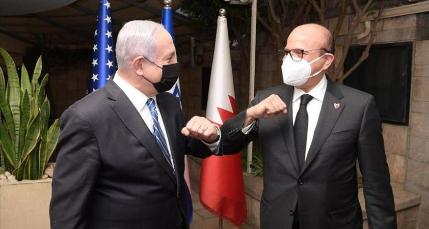Bahreyn Dışişleri Bakanı Mescid-i Aksa'yı ziyaret etmeden Kudüs'ten ayrıldı