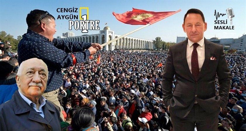1 Eylül 2019-Erdoğan; '…Aynı darbeyi Kırgızistan yesin istemeyiz.'