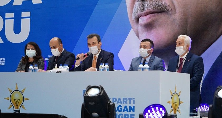 Ak Parti Genel Başkan Yardımcısı Hamza Dağ önemli açıklamalarda bulundu