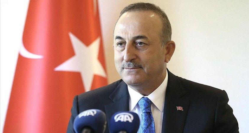 5+BM toplantısında Türkiye'yi Bakan Çavuşoğlu'nun başkanlığındaki heyet temsil edecek
