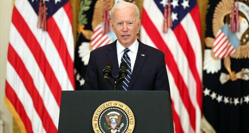 ABD Başkanı Biden'ın ilk yurt dışı ziyaretinde durakları İngiltere, Belçika ve İsviçre olacak