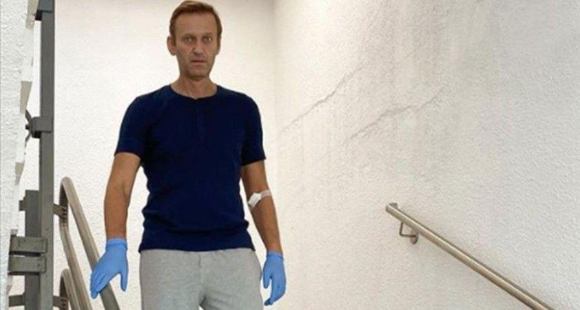 AB Navalnıy'ın zehirlenmesi nedeniyle Rusya'ya yaptırıma hazırlanıyor