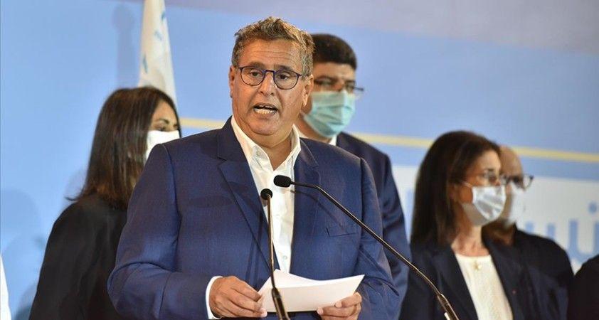 Fas'ta hükümeti kurma görevi, seçimlerin galibi Milli Bağımsızlar Birliği Genel Sekreteri Aziz Ahnuş'a verildi