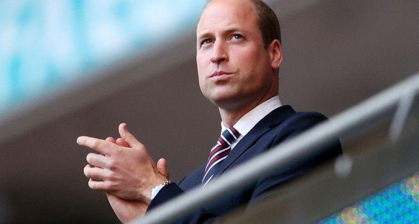 İngiltere Prensi William'dan uzay yarışına eleştiri: