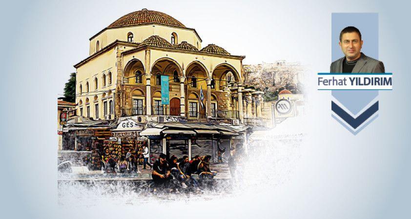Yunanistan'ın camisiz başkenti; 'Atina'