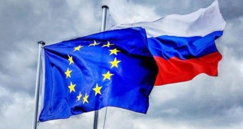 AB'den Rusya'ya yaptırım kararı: 6 ay daha uzatıldı!