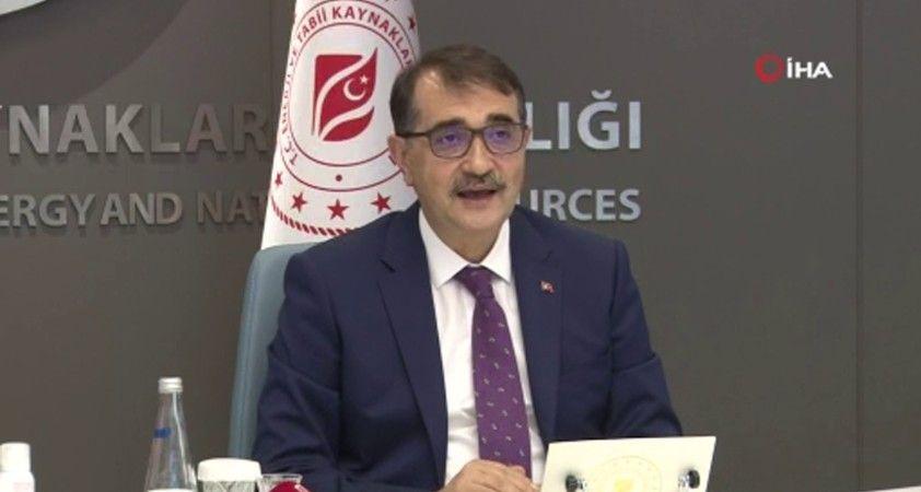 """Bakan Dönmez: """"Türkiye, Avrupa'da en hızlı büyüyen ülke oldu"""""""