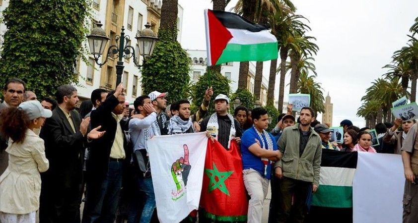 Fas'ın BAE-İsrail normalleşmesindeki sessizliği, halk tepkisi nedeniyle bozuluyor