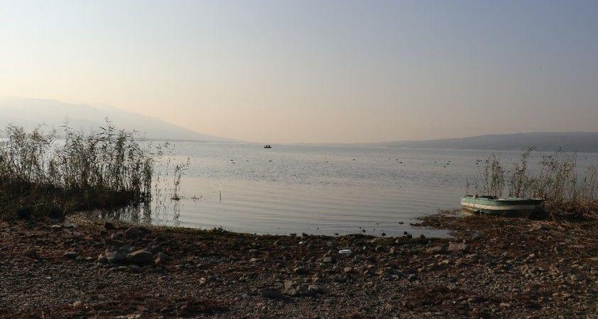 Çanlar Sapanca Gölü için çalıyor, su seviyesi kritik noktada
