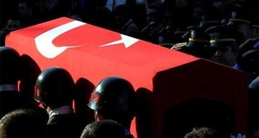 Fırat Kalkanı bölgesinde bir askerimiz şehit düştü