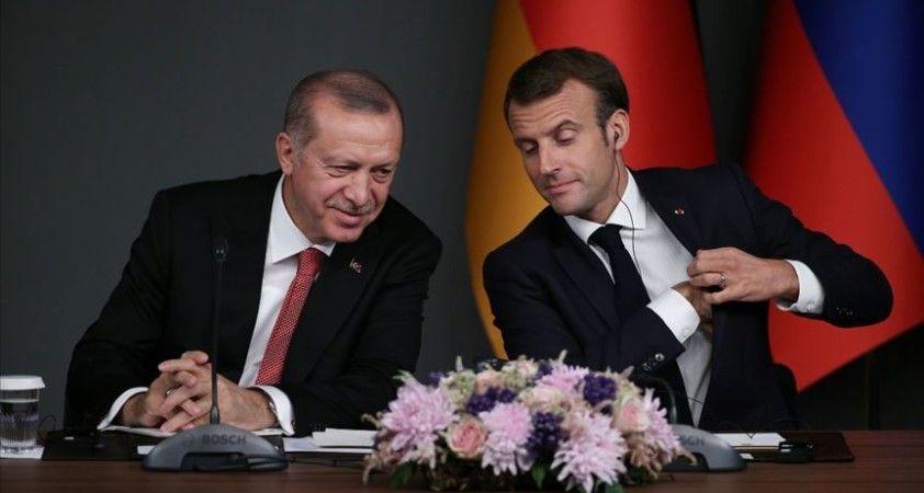 Macron Türkiye'ye karşı Haçlı birliği kurmak istiyor