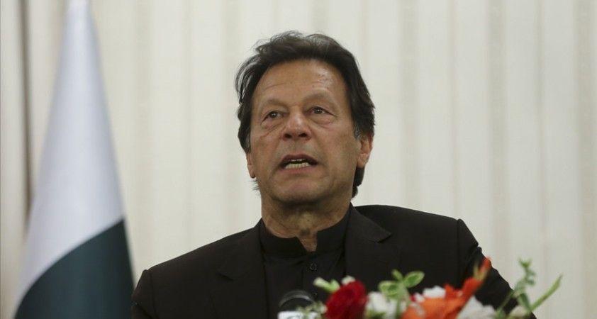 Pakistan Başbakanı Han, ülkesinin İklim Zirvesi'ne davet edilmemesini 'şaşkınlıkla' karşıladı