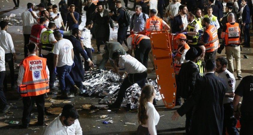 """İsrail Devlet Denetçisi Englman: """"Lag B'Omer faciası ile ilgili soruşturma açacağız"""""""