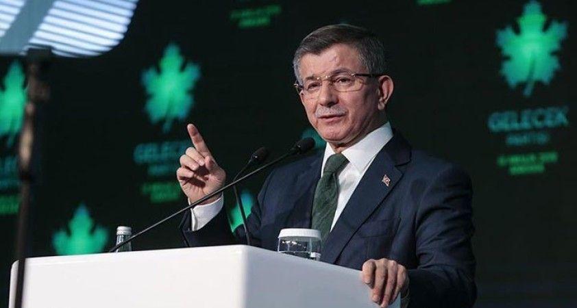 Davutoğlu'dan 'CHP'den milletvekili transferi' polemiğiyle ilgili açıklama