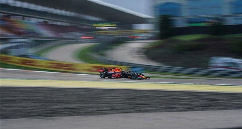 Formula 1'de heyecan Türkiye Grand Prix'siyle sürecek