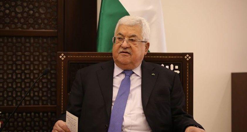 Filistin Devlet Başkanı Abbas, Pakistan'ın İsrail'i tanımayı reddeden tavrını övdü