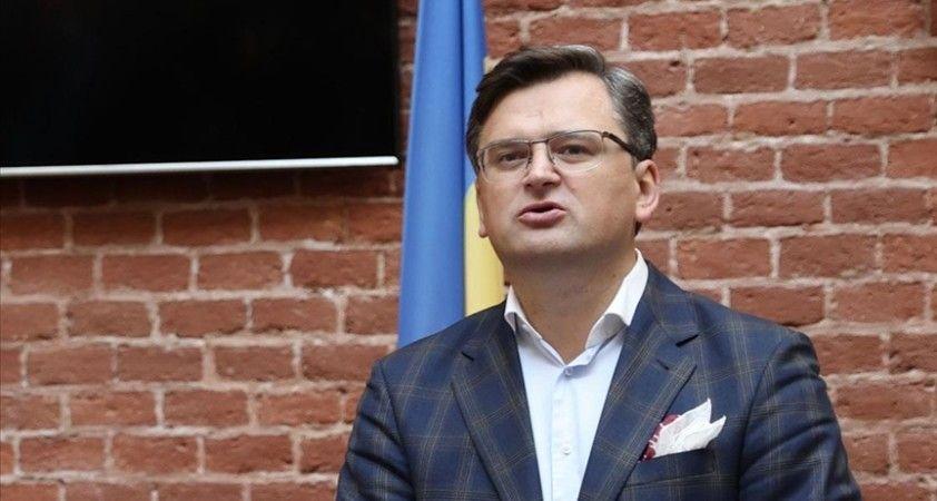 Ukrayna Dışişleri Bakanı Kuleba: Güvenliğimiz, Türkiye gibi gerçek dostlarla ortaklığa bağlı
