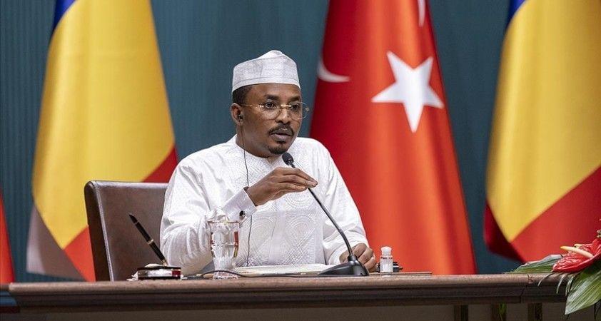 Çad Geçiş Dönemi Devlet Başkanı Itno: Türkiye ile yeni ikili anlaşmaları imzalama fırsatımız oldu