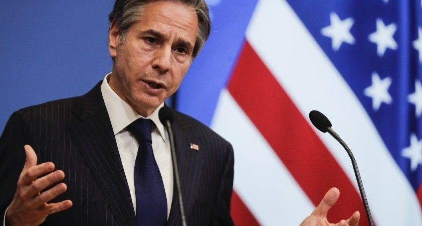 ABD Dışişleri Bakanı Blinken, Japon mevkidaşı Motegi ile görüştü