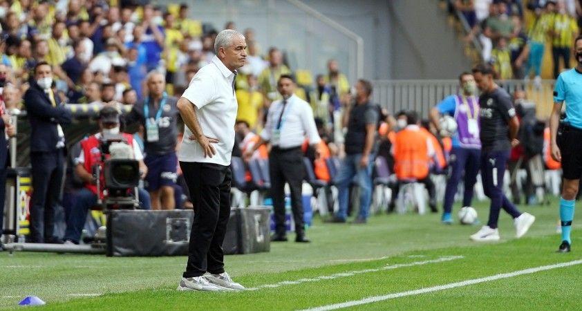 Süper Lig: Fenerbahçe: 1 - DG Sivasspor: 1 (Maç sonucu)