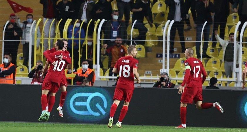 Türkiye, Letonya karşısındaki beraberlik serisini bozmak istiyor