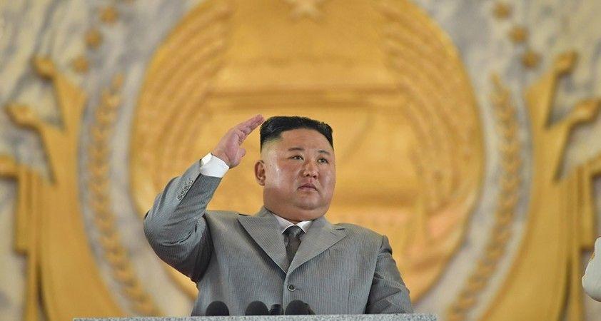 Kuzey Kore lideri Kim Jong-un halktan ağlayarak özür diledi