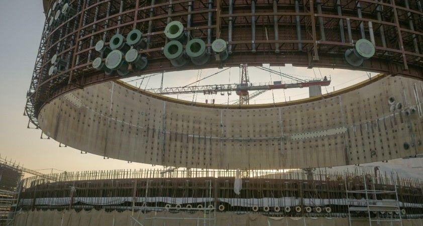 Akkuyu NGS'nin ilk ünitesinde yer alacak reaktör üretiminde son aşama
