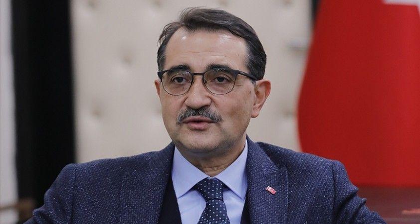 Dönmez: Türkiye-Nahçıvan doğal gaz imalatının inşaatına süratle başlayacağız