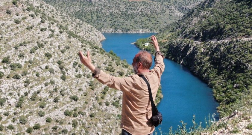Eşsiz doğal güzelliğiyle Habeş Kanyonu turizme açılmayı bekliyor