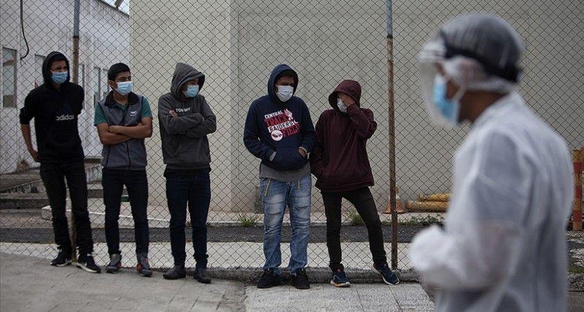 Meksika'daki göçmenlerin çaresiz bekleyişleri sürüyor