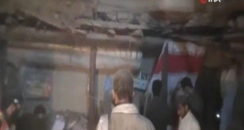 Pakistan'da düğün evinin çatısı çöktü: 8 ölü, 40 yaralı