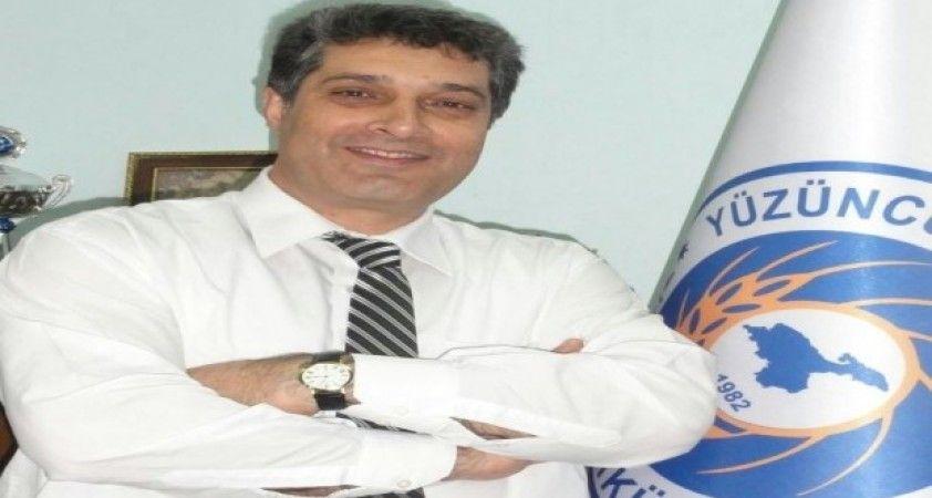 YYÜ Rektör Yardımcılığına Prof. Dr. Şefik Tüfenkçi atandı