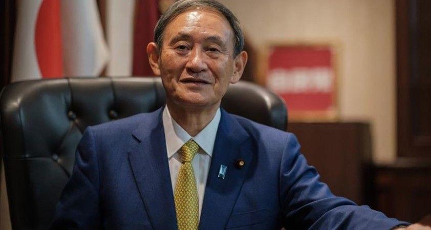 Japonya'nın muhtemel başbakanı Suga, 'halk için çalışan reform vizyonlu kabine' sözü verdi