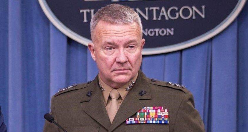 CENTCOM Komutanı McKenzie'den Türkiye'ye ilişkin açıklama