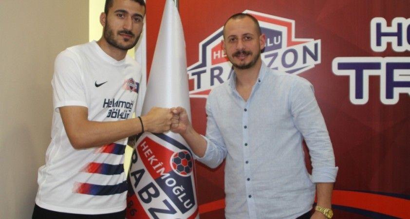 Hekimoğlu Trabzon FK'da iki imza