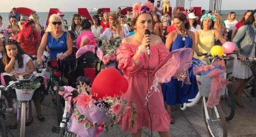 '9. Süslü Kadınlar Bisiklet Turu' 19 Eylül'de