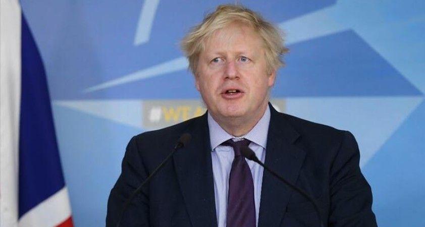 İngiltere Başbakanı Johnson'ın ofisinde şüpheli paket alarmı