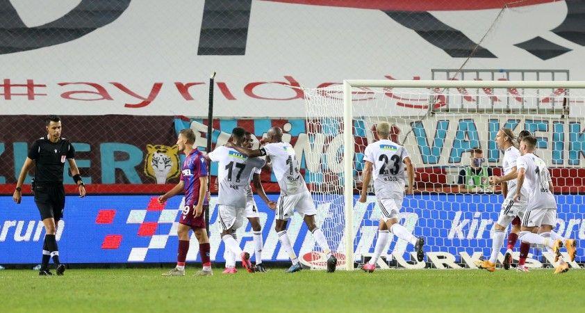 Beşiktaş zorlu deplasmandan galibiyetle ayrıldı