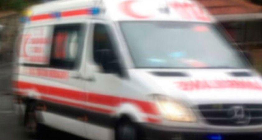Kosova'da yangında yaralanan 2 kişi Türkiye'ye getirildi