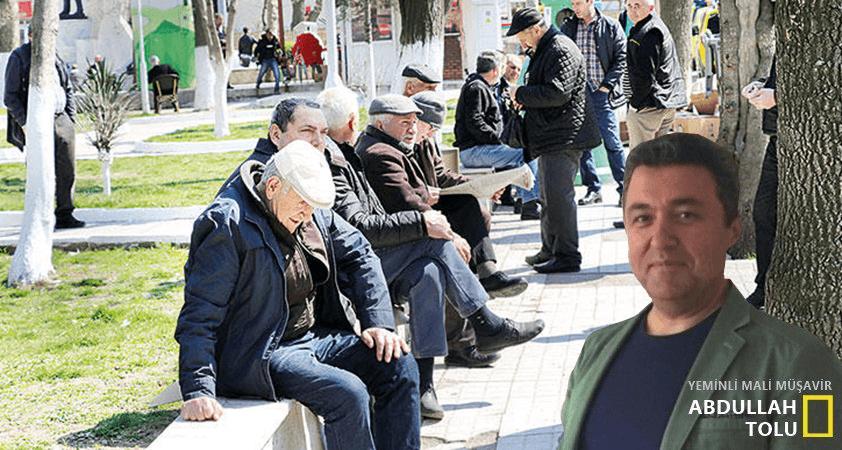 65 yaş ve üzeri emekli vatandaşlarımız için Kira Beyannamesi verme ve ödemesinde son gün, 25 Haziran!