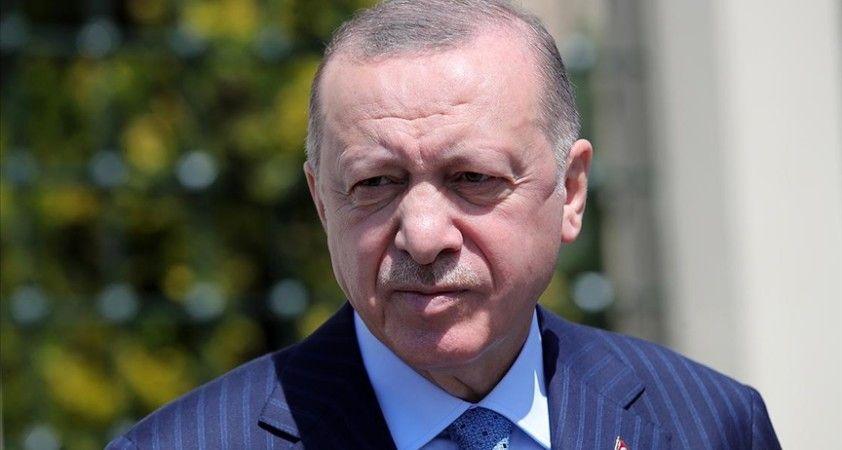 Cumhurbaşkanı Erdoğan: Aşı tedariğinde ben herhangi bir sıkıntı yaşayacağımızı kabul etmiyorum