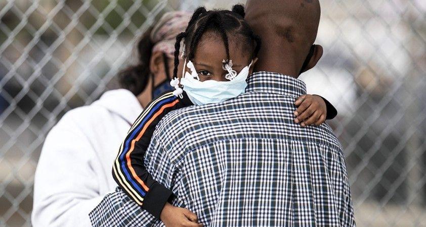 ABD'de 18 yaş altı 1 milyondan fazla çocuk Covid-19'a yakalandı