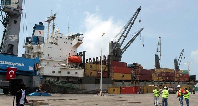 Somali, Mogadişu Limanı için Türk şirketle 14 yıllık imtiyaz anlaşmasına imza attı